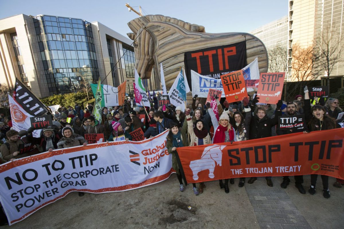 We defeated TTIP